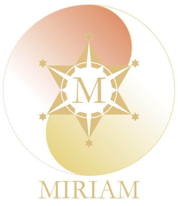 MIRIAM オリジナルロゴ制作