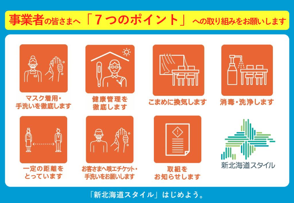 新北海道スタイル